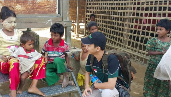 The Story of Rakhine Refugees