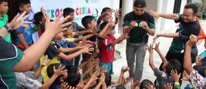Sekolah Ceria Banish Children's Trauma of Earthquake