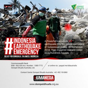 Indonesia Earthquake Emergency (Photos)