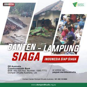 Banten – Lampung Menderita