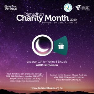 Ramadhan Charity Month