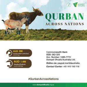 Qurban Accros Nation