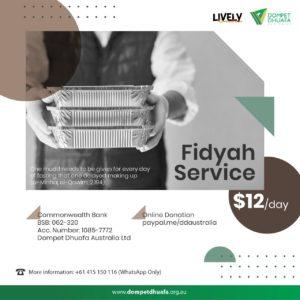 Fidyah Service