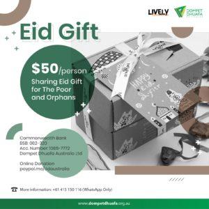 Eid Gift