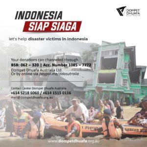 Indonesia Siaga Bencana